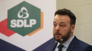 Colum Eastwood said Sinn Féin and the DUP would see a return to direct rule
