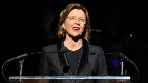 Annette Bening: Been a long time waiting