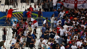 Russian and English were involved in many skirmishes at Euro 2016