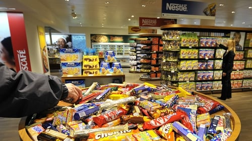 Net profit at Nestle fell to 8.5 billion francs last year - disappointing the markets