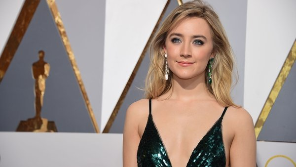 All Irish eyes will be on Saoirse Ronan tonight