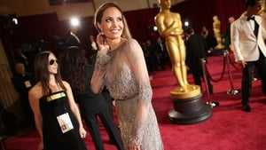 To countdown to this year's Academy Awards, we're looking at some of Hollywood's best dressed every day until this year's show. Today, let's look at 'femme fatale' and director Angelina Jolie!