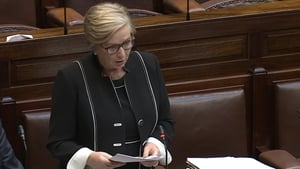 Frances Fitzgerald said dealing with the problem is 'an absolute priority'