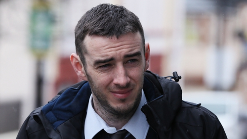 Eamon Bradley denied six charges, including attending a rebel training camp
