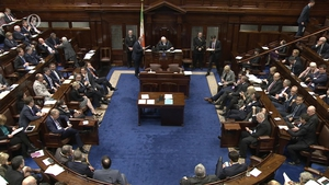 Water charges, HSE reports and Bus Éireann are among the issues being discussed today