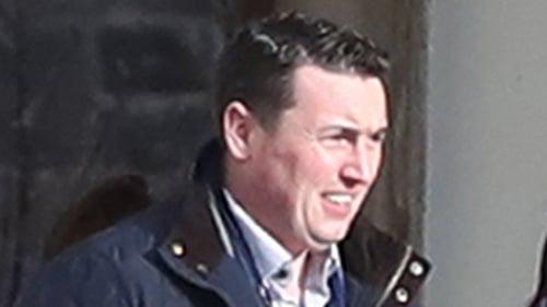 Garda Keith Harrison gave evidence before the Disclosures Tribunal