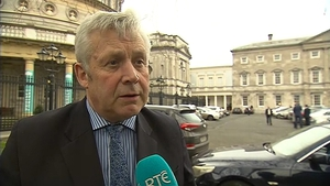 "Fine Gael TD Fergus O'Dowd said families are ""fraught and distressed"" by what is happening in their community"
