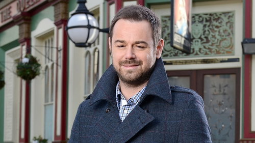 Danny Dyer will be back in Albert Square in a matter of weeks