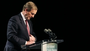 Enda Kenny will address TDs and Senators at the parliamentary meeting on Wednesday