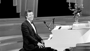 Peter Skellern appearing on RTÉ television in 1986. Picture: RTÉ Archives