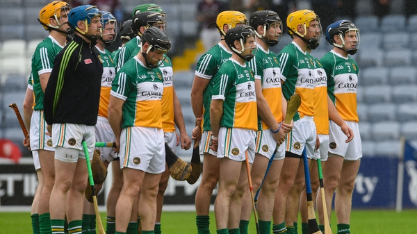 Offaly hurlers are into the last eight despite winning just one game