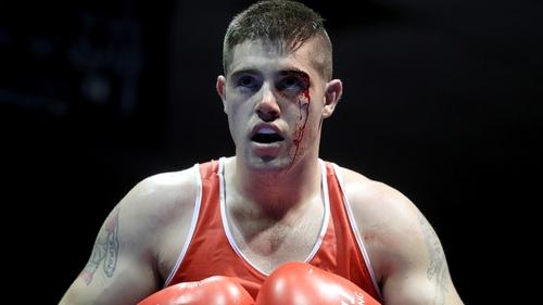 Ireland's Ward beaten in Hamburg final