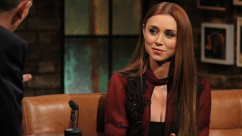 The Late Late Show: Una Healy
