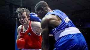 Darren O'Neill landed another national title on Friday night in Dublin