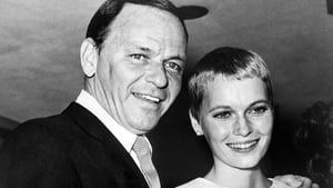 Frank Sinatra and Mia Farrow on their wedding day in 1966