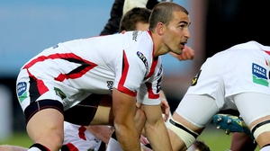 Ruan Pienaar played his last game for Ulster on Saturday
