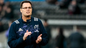 Rassie Erasmus: 'There's a lot of work which we have to rectify.'