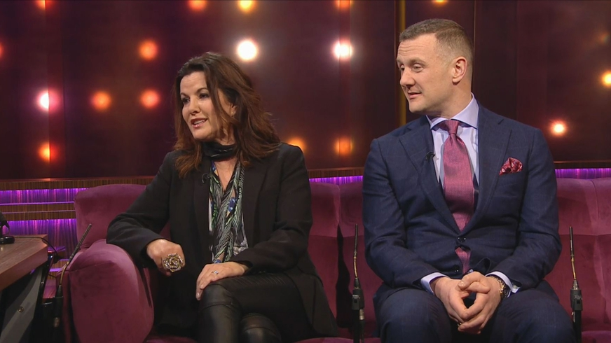 The Ray D'Arcy Show: Deirdre O'Kane and PJ Gallagher