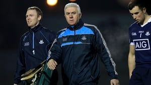 Dubs boss Ger Cunningham reflects on a job well done at Páirc Uí Rinn on Saturday night
