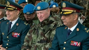 Major General Michael Beary said his biggest concern is the jihadist threat (Pic: UNIFIL)