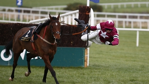 Identity Thief unseats David Mullins at Leopardstown