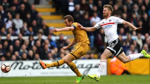 Harry Kane was on fire at Craven Cottage