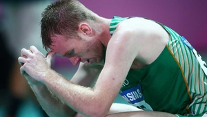 John Travers got up late to take victory at the Sport Ireland National Indoor Arena