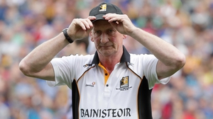 Brian Cody stayed positive after the heavy defeat to Clare