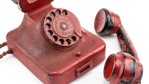 The phone was found in Hitler's bunker in 1945