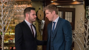 Will Aaron and Robert tie the knot?