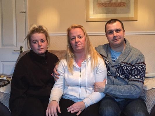 Gun Victim Targeted Online
