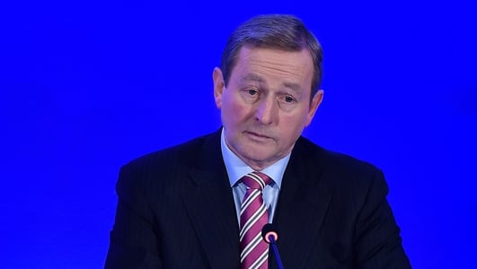 Reaction to Enda Kenny