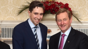 Minister Simon Harris said he has not been approached by Cabinet colleagues to run for FG leader