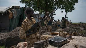 Fighting in South Sudan has prevented many farmers from harvesting their crops