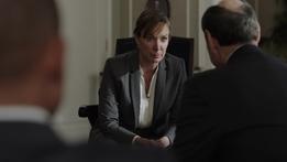 Homeland: President-Elect Keane (Elizabeth Marvel)