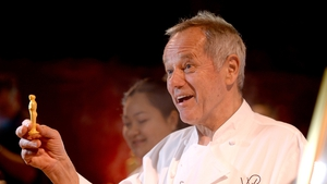 Celebrity chef Wolfgang Puck has unveiled his Oscars menu