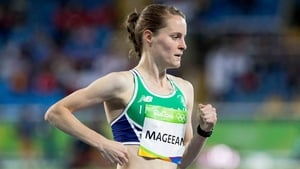 Ciara Mageean was in good form in London