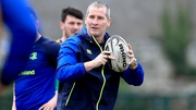 Stuart Lancaster expects plenty of attacking rugby on Saturday