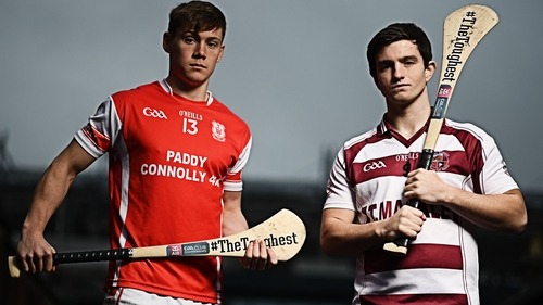 Cuala's Con O'Callaghan will face off against Cormac O'Doherty from Slaughtneil in the AIB GAA Senior Hurling Club Championship semi-final on February 25