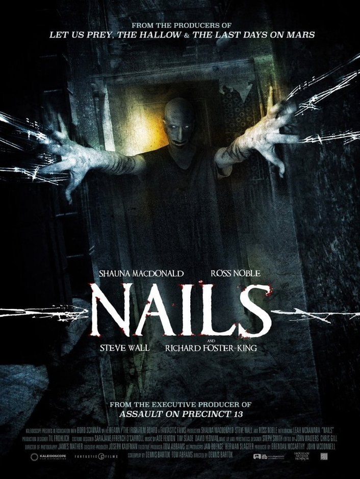 """Nails"", an Irish horror film starring Shauna Macdonald and Ross Noble"