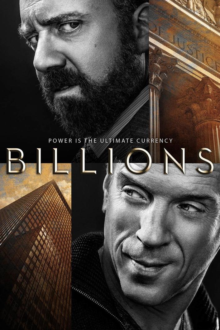 """Billions"" on Sky Atlantic"