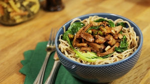 OT: Szechuan Pork Noodles