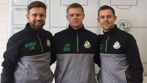 Damien Duff's Rovers U15 side begin league action in August