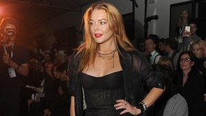 Lindsay Lohan claimed the incident took place at Heathrow airport