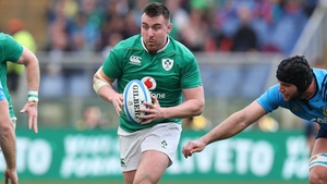 Niall Scannell's priority is getting into the Ireland squad