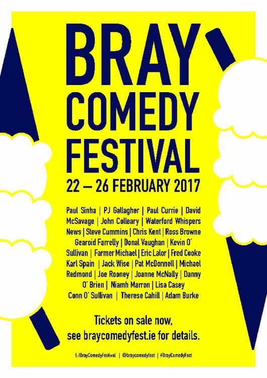 Bray Comedy Festival 2017