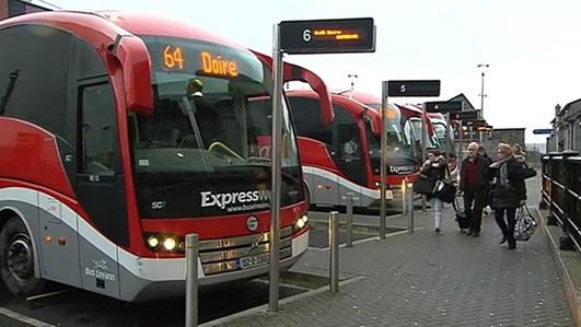 Bus Éireann Drivers