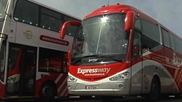 Bus Éireann said the decision was designed to protect its core Public Service Obligation routes