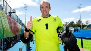 David Harte: 'There's a big buzz around hockey at the moment in Ireland.'