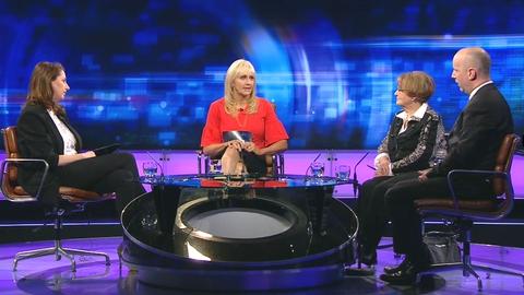 Fine Gael Leadership Discussion